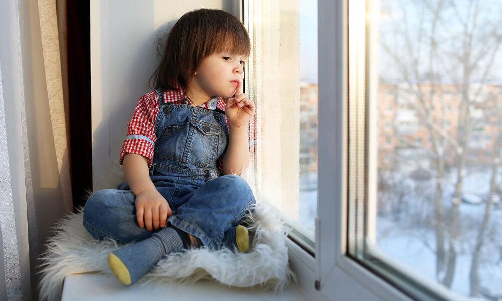 окна пвх для детей